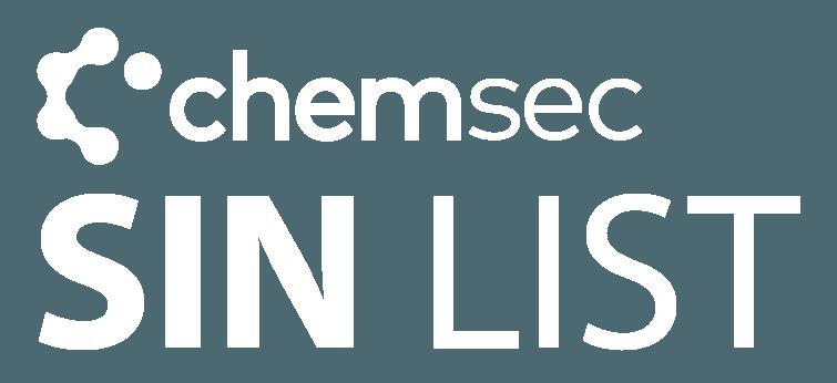 sinlist white logo